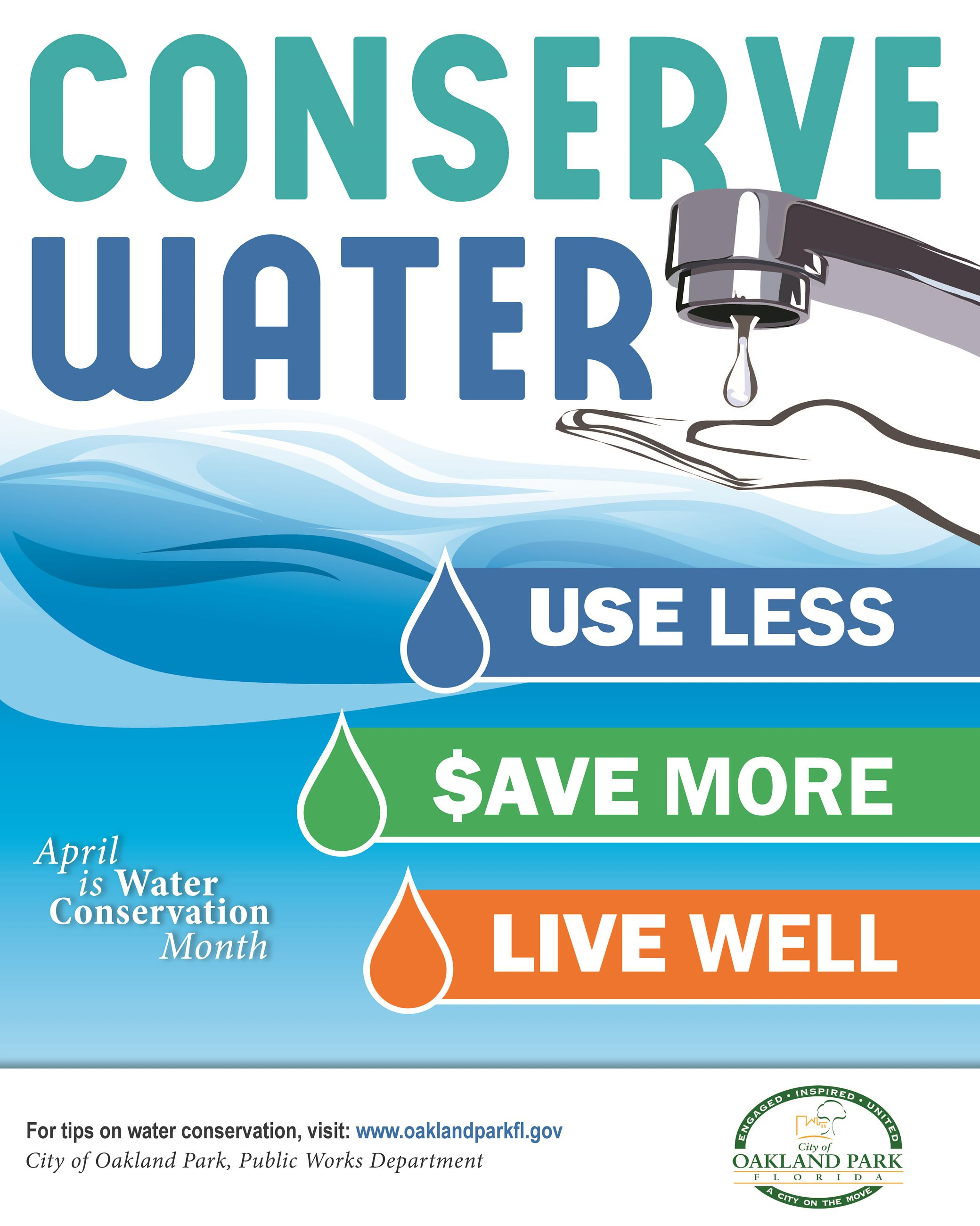Water Conservation Month