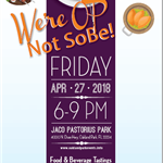 Taste of Oakland Park artwork 2018