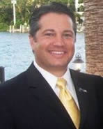 County Commissioner Chip LaMarca