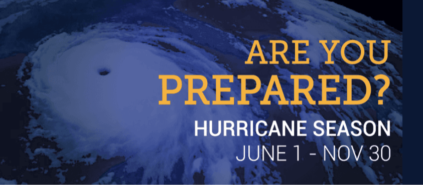 Hurricane Season Prepare