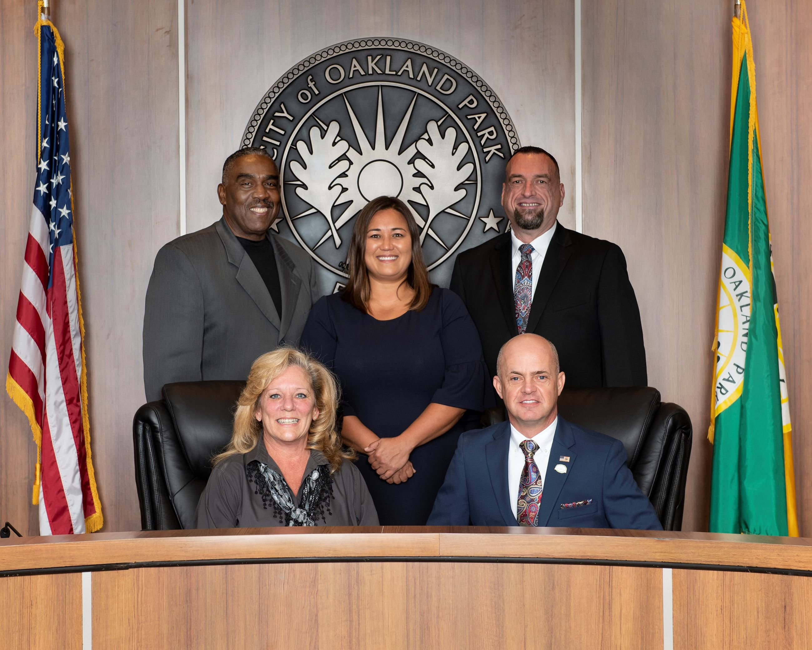 City Commission 2018-2019