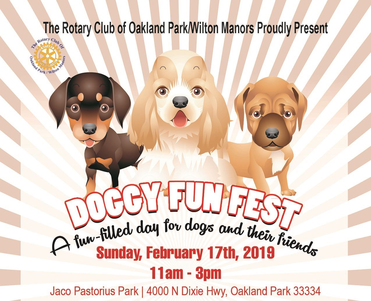 Doggy Fun Fest 2019