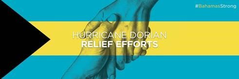 Bahamas Dorian Relief Efforts